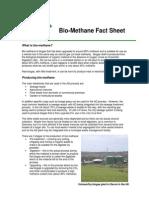 Biomethane Fact Sheet Final