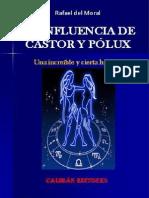 La influencia de Cástor y Pólux