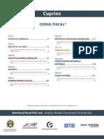 Codul Fiscal 2014