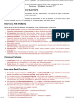 Pdf interview answers and advanced questions java