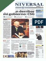 Gcpress Planas Medios Impresos Nacionales Lun 10 Feb 2014