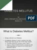 Diabetes Preventive Medicine