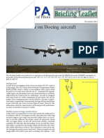 12ADOBL02 - Use of Rudder on Boeing Aircraft