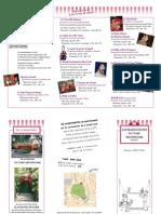 Programme 2009 2010 Montsouris