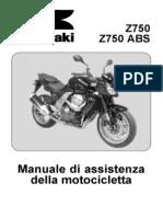 Manuale Di Officina Z750