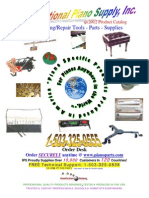 Piano Action Diagram Catalogue