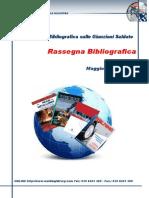 Rassegna Bibliografica Maggio-Giugno 2013(1)