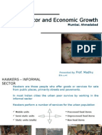 Informal Sector and Economic Growth