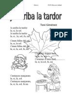 Ja Arriba La Tardor