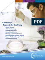 Chemistry Beyond the Ordinary
