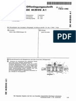 DE4429616A1 - Wuerth - WaermeKraftMaschine
