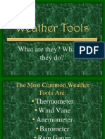 weathertools