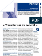 Portrait Sylvie Bretones DAF DFCG Finance