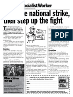 Build for the National Strikes II
