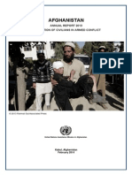 UNAMA Protection of Civilians in Armed Conflict 2013 Annual Report