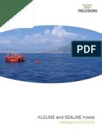 Catalogue KLELINE GB