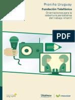 Cobertura Periodistica - Pronio Uruguay