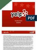 Yelp Q3 2013 Investor Deck_FINAL