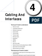 192 4c04-Cabling and Interfaces