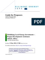 Call 2012 Mlei Pda Projects Guide for Proposers En
