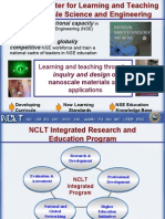 National Center for Learning and Teaching in Nanoscale Science and Engineering