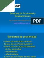 h.sensores de Proximidad