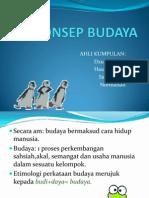 KONSEP BUDAYA (2)