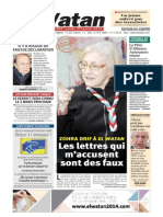 EL WATAN DU 10.02.2014