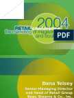 Overview Retail Industry