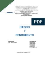 Universidad Nacional Experimental de Guayana-finanzas Final
