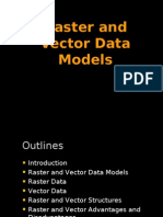 Raster and Vector Data