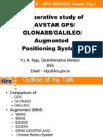 Comparison GPS