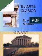 El Arte Griego La Arquitectura