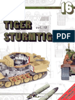 Aj-Press - Tank Power 16 -PzKpfw Tiger Vol.4 Sturmtiger