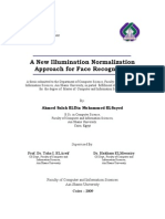 [Ms.C THESIS] a New Illumination Normalization Approach for Face Recognition 2009