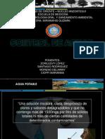 Agua, Epidemiologia y Metodos de Control (2)