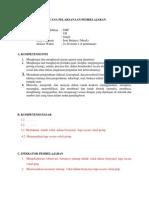 RPP Musik KD 3.2 Dan 4.2