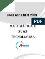 ENEM MATEMÁTICA (2009)