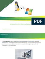 Instroducción a los sistemas Operativos