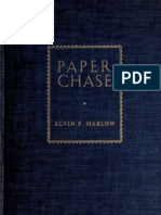 (1940) Paper Chase the Amenities of Stamp Collecting