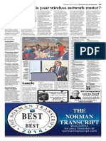 m3 Technology Solutions Norman Transcript 2-9-14