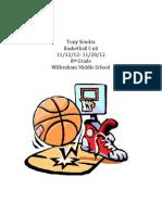 UnitPlan Basketball