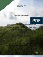 Inv. Flora y Fauna
