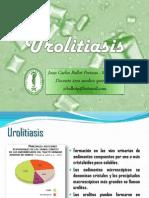 UROLITIASIS CLASE