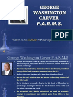 George Washington Carver F.A.R.M.S