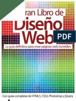 Edicion unica libro de Diseño Web (2012)