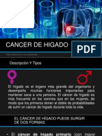 Cancer de Higado