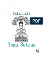 Pantanjali - Sutrele Yoga