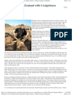 New Zealand Hunting with Craigieburn Alpine Safaris - A Hunter's Review