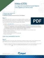 Como Migrar de CFD a CFDI_con Aspel-SAE 5.0ok